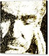Sir Sean Canvas Print by Andrea Barbieri