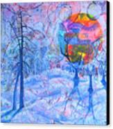 Solstice Canvas Print by Rollin Kocsis