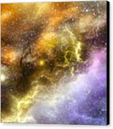 Space005 Canvas Print by Svetlana Sewell