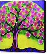 Spring Canvas Print by Gabriela Stavar