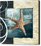 Starfish Spell Canvas Print by Lourry Legarde