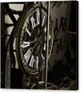 Steampunk - Timekeeper Canvas Print by Paul Ward