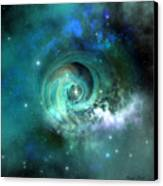 Stellar Matter Canvas Print by Corey Ford