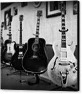 Sun Studio Classics 2 Canvas Print by Perry Webster