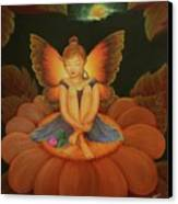 Sweet Dream Canvas Print by Desiree Micaela