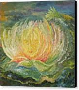 Sweet Morning Dream Canvas Print by Karina Ishkhanova