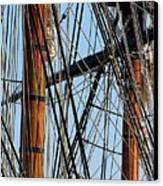 Tall Ship Series 11 Canvas Print by Scott Hovind
