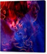 Taurus Canvas Print by Terril Heilman