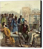 Tenn: Freedmens Bureau Canvas Print by Granger