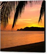 Thailand, Koh Pagan Canvas Print by William Waterfall - Printscapes