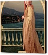 The Empress Canvas Print by John Edwards