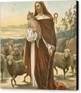 The Good Shepherd Canvas Print by John Lawson