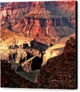 The Grand Canyon I Canvas Print by Tom Prendergast