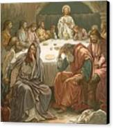 The Last Supper Canvas Print by John Lawson