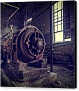 The Machine Canvas Print by Everet Regal