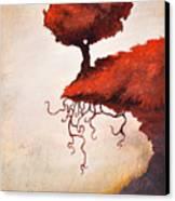 The Optimistic Crag Canvas Print by Ethan Harris