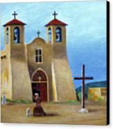 The Padre's Prayer Canvas Print by Gordon Beck