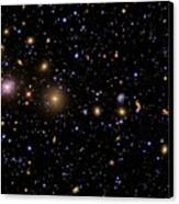 The Perseus Galaxy Cluster Canvas Print by R Jay GaBany
