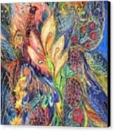 The Princess Lillie Canvas Print by Elena Kotliarker