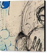 The Proposal Canvas Print by Mark M  Mellon