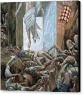 The Resurrection Canvas Print by Tissot
