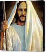 The Savior Canvas Print by Greg Olsen