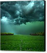 There Came A Wind Canvas Print by Phil Koch