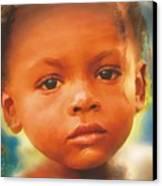 Through My Eyes Canvas Print by Bob Salo