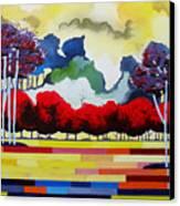 Tomorrows Yesterday  Canvas Print by Joseph Palotas