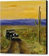 Touring Arizona Canvas Print by Jack Skinner
