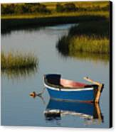 Tranquil Cape Cod Photography Canvas Print by Juergen Roth