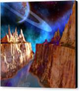 Transcendent Canvas Print by Corey Ford