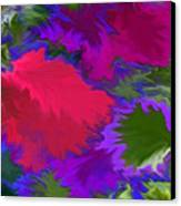 Tropicana Canvas Print by Patricia Griffin Brett