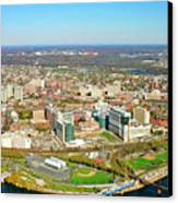 University City Philadelphia Pennsylvania Canvas Print by Duncan Pearson