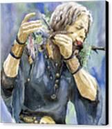 Varius Coloribus Canvas Print by Yuriy  Shevchuk