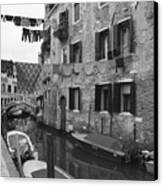 Venice Canvas Print by Frank Tschakert
