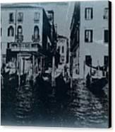 Venice Canvas Print by Naxart Studio