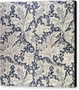 'wallflower' Design  Canvas Print by William Morris