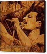 We Will Rock You Canvas Print by Igor Postash