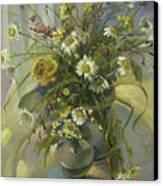 Wildflowers Canvas Print by Tigran Ghulyan
