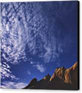 Window Rock, Arizona Canvas Print by Dawn Kish