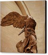Winged Victory Canvas Print by JAMART Photography
