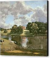 Wivenhoe Park Canvas Print by John Constable