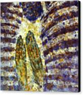 Worship B Canvas Print by Valeriy Mavlo