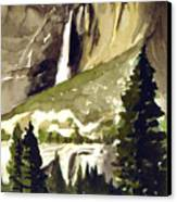 Yosemite IIi Canvas Print by Bill Meeker