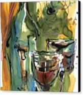 Zin-findel Canvas Print by Robert Joyner