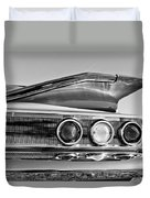 1960 Chevrolet Impala Resto Rod Taillight Duvet Cover by Jill Reger