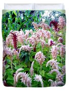 Amaranth Duvet Cover by Will Borden