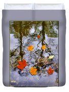 Autumn Duvet Cover by Daniel Janda
