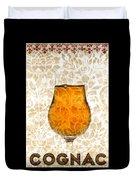 Cognac Duvet Cover by Frank Tschakert